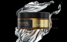 Haarmaske Nanoil mit flüssiger Seide